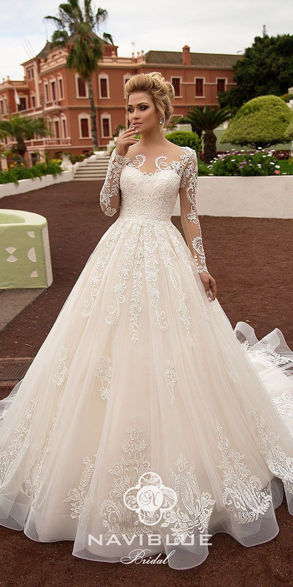 Naviblue Bridal Wedding Dresses: Collection 2018 |