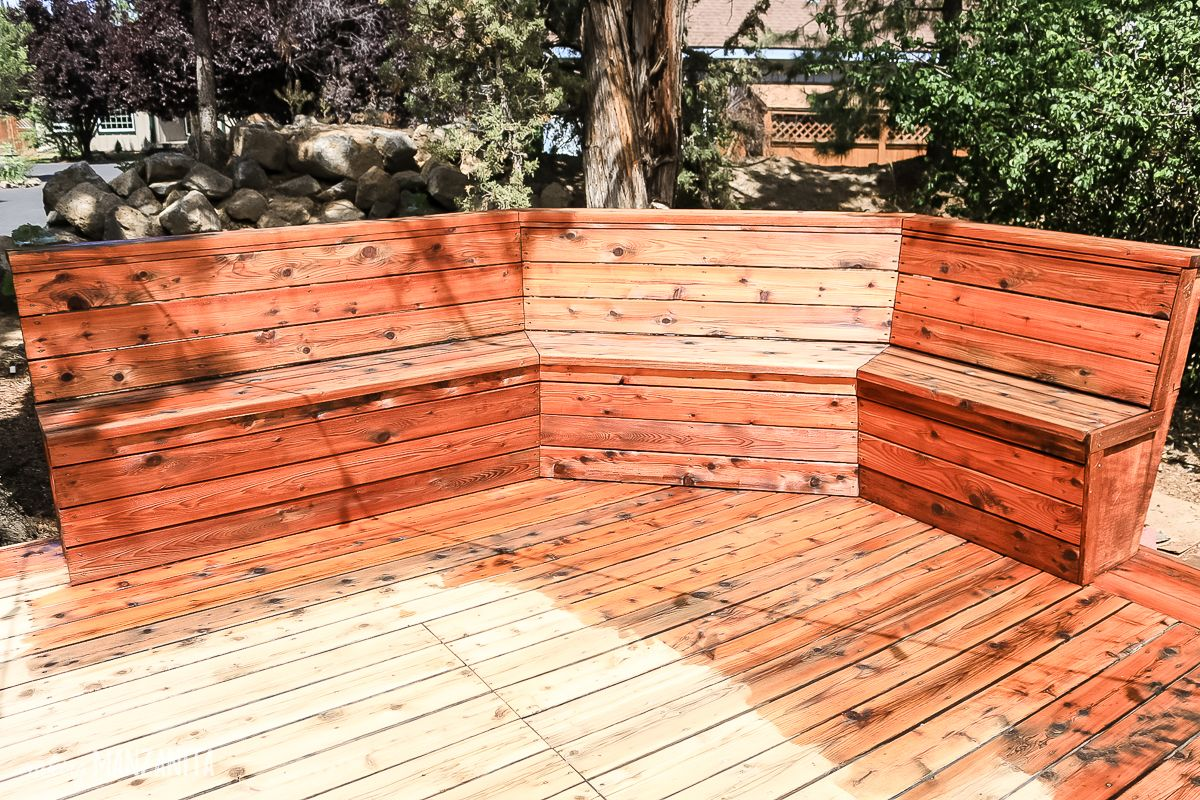 How To Restore A Deck That Has Been Neglected With Images Deck