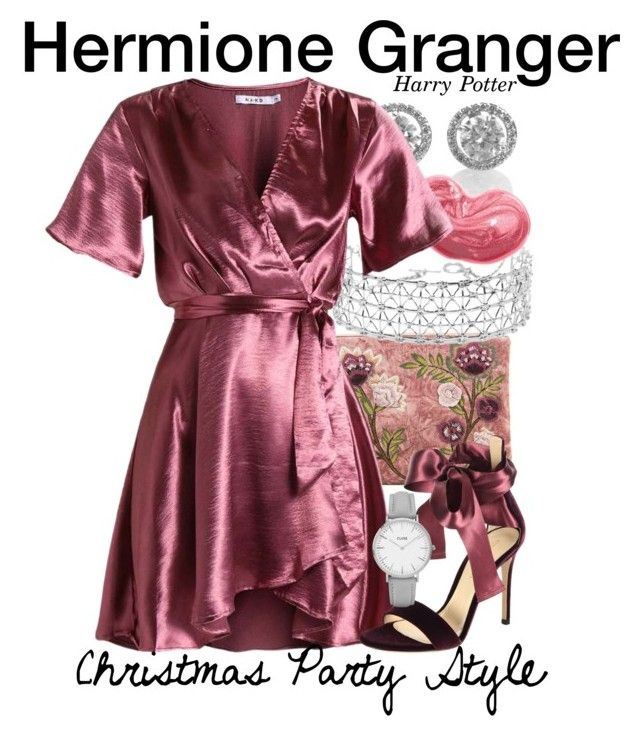 Hermione Granger - Harry Potter - CHRISTMAS PARTY STYLE
