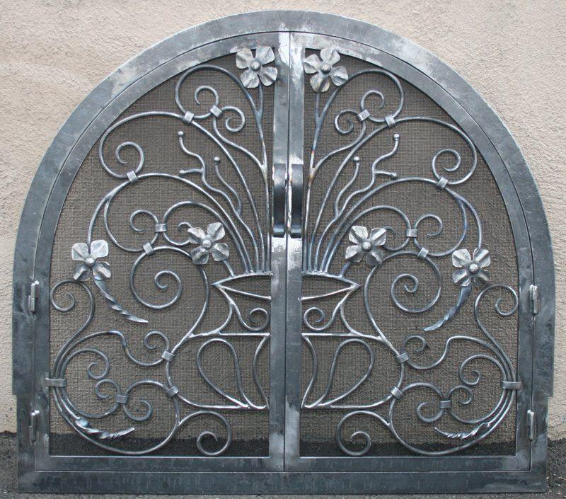 7 Entrance Gate Design Ideas For Indian Homes: Custom Ironwork, Iron Art, Wrought Iron Doors
