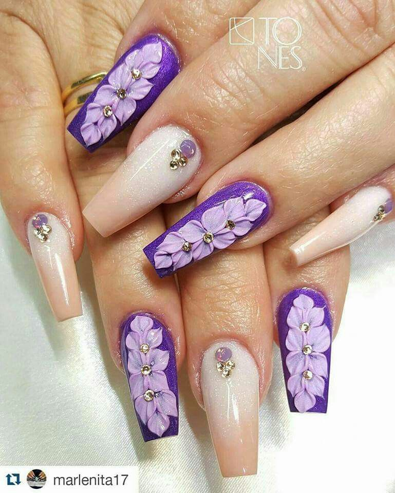 Pin by Amy Leonard-Frazier on Nails | Pinterest | Nail nail, Beauty ...