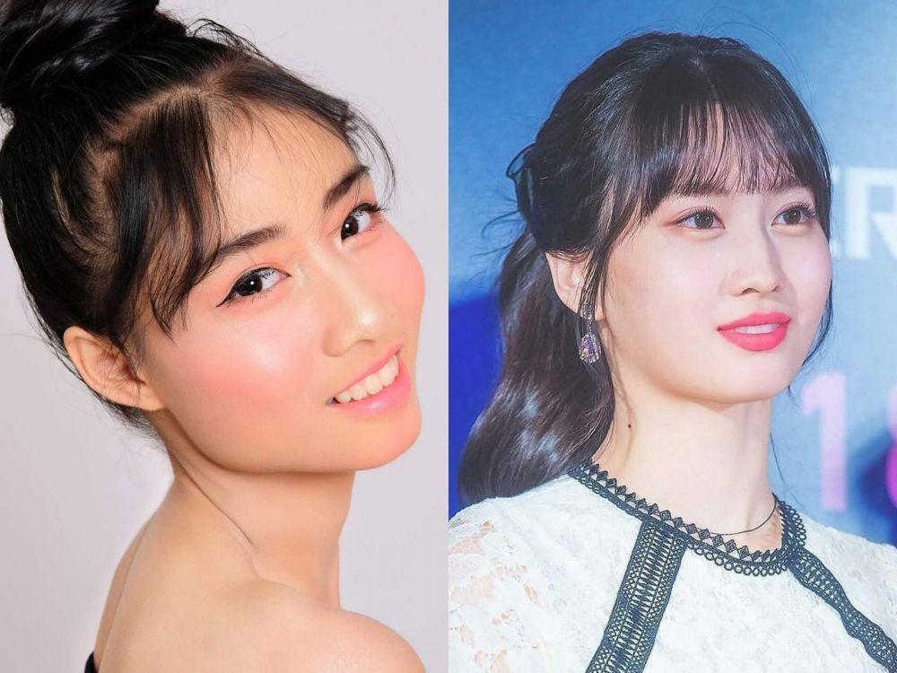 Mirip 11 Idol Kpop Ini Sering Dibilang Punya Kembaran Di Indonesia Idol Kpop My Girl