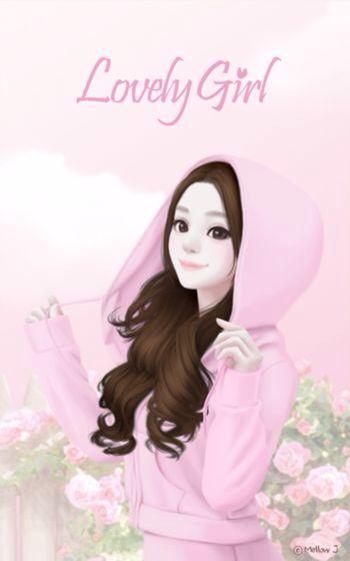 Pin Oleh خندريسا دريخا Di Love Girl Anime Gadis Cantik Animasi Gadis Cantik
