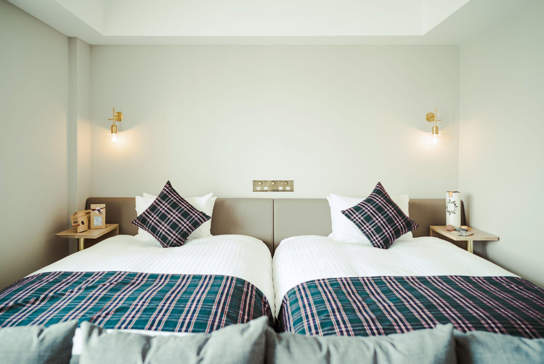 It Stay 公式 Hotel It Osaka Shinmachi 紡ぐ をコンセプトにしたライフスタイルホテル 模様替え インテリア 部屋