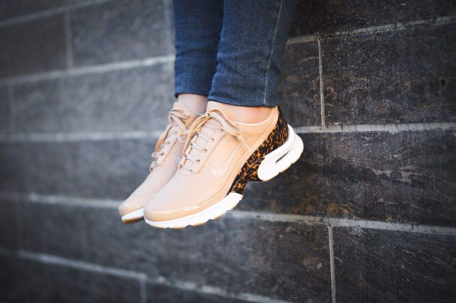 Ladies : Nike Air Max Jewell LX Vachetta Tan Available Tomorrow Via : - -  Overkill - The Good Will Out