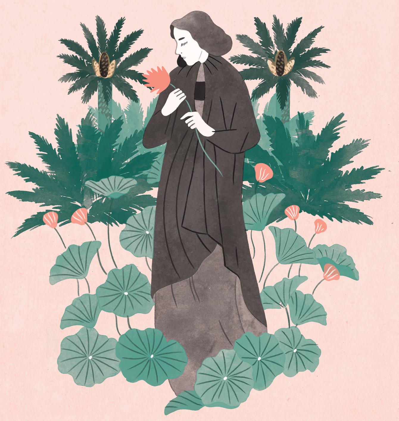 Sonnet 43 - Tallulah Fontaine