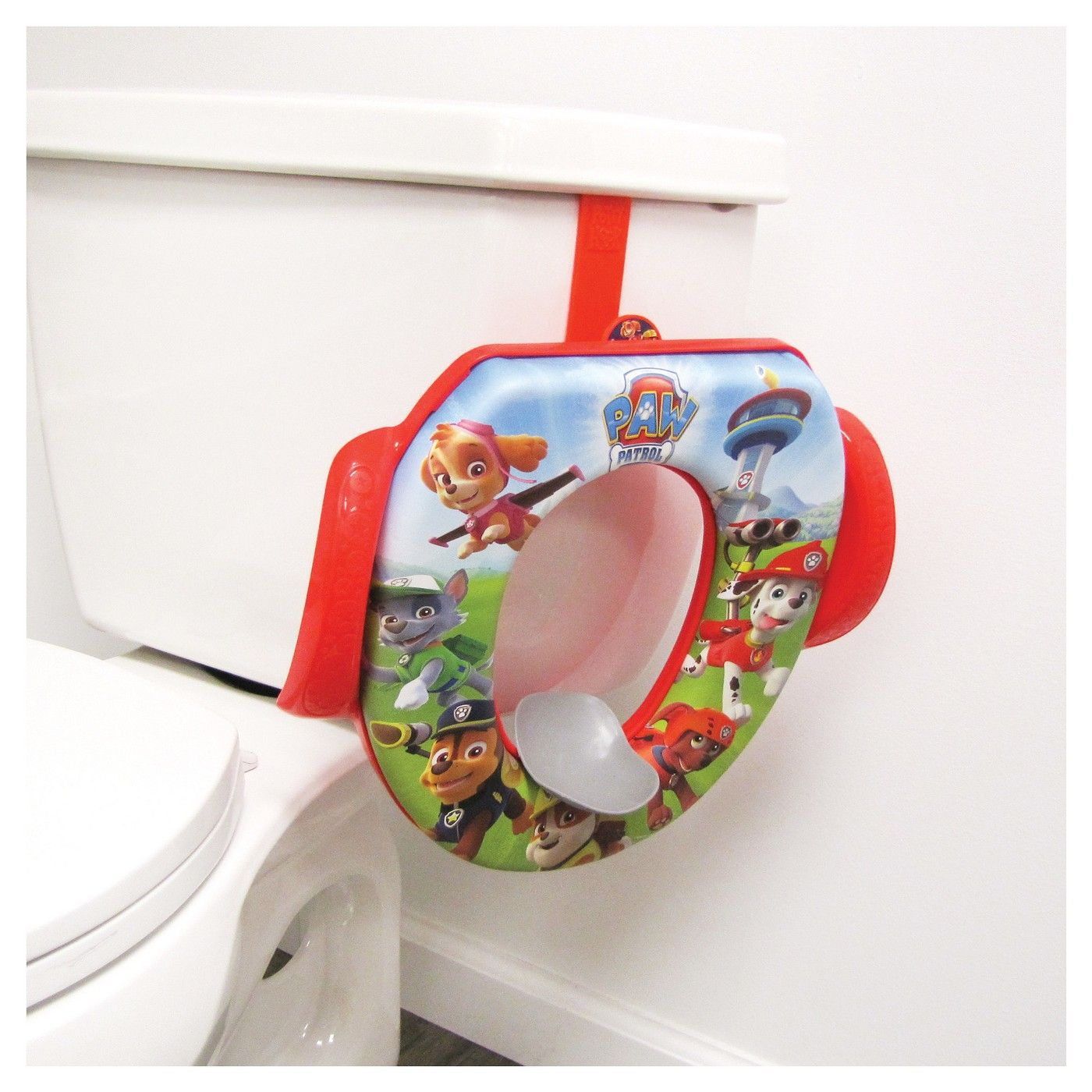 Wondrous Nickelodeon Paw Patrol Toilet Training Seat Spielzeug Ncnpc Chair Design For Home Ncnpcorg