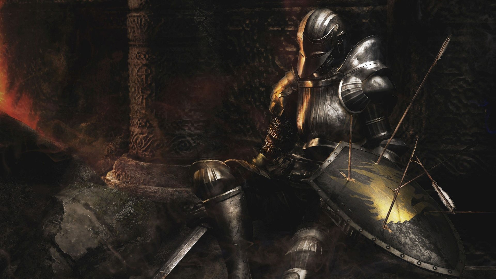 Dark Souls 3 Wallpaper 1080p Dark Souls Armor Dark Souls Dark