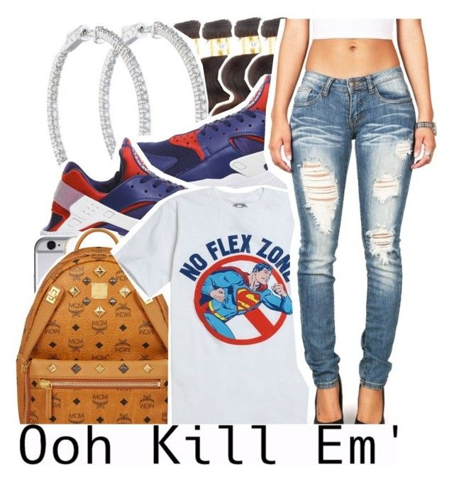 """""""Ooh Kill em'"""" by ashanaceloveswag ❤ liked on Polyvore featuring art"""