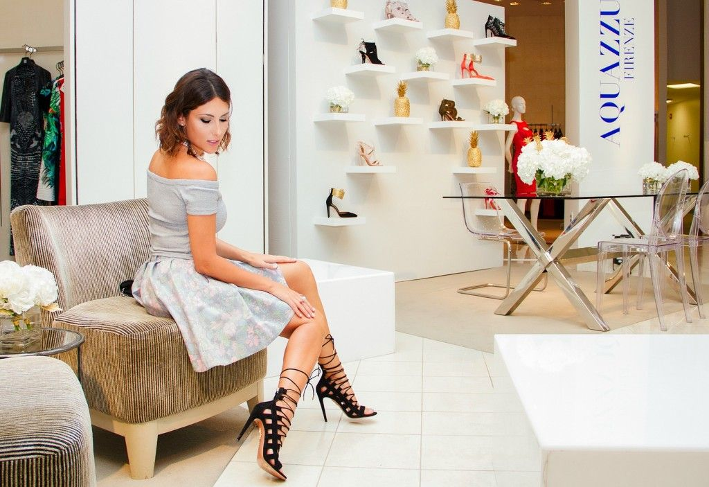 Designer Of Aquazzura Dishes About Olivia Palermo And Much More - Fashion WhippedFashion Whipped