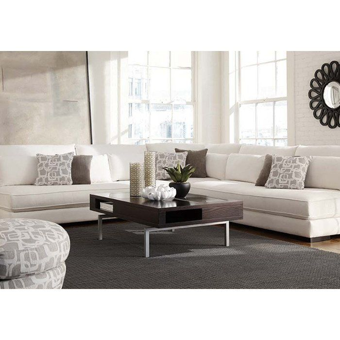 Younger Chill Armless Sofa Sectional Sofas Living Room