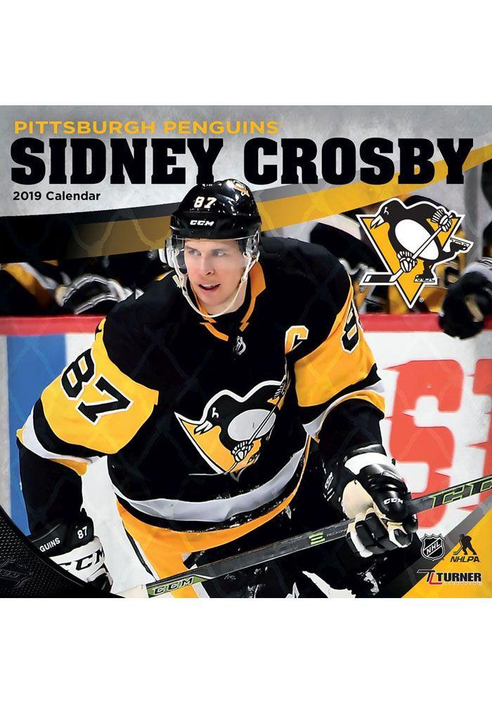 super popular 111e6 2150d Pittsburgh Penguins 2019 PIT PENGUINS Calendar - 7130382 in ...