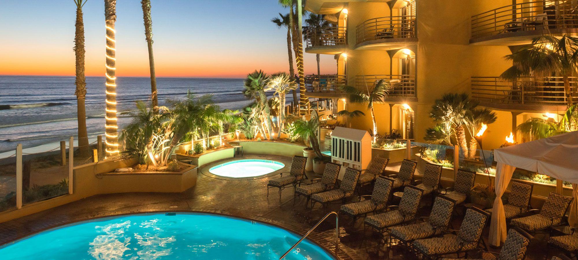 Beachfront San Go Hotel Pacific