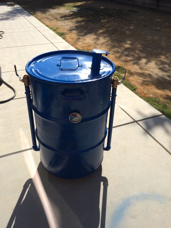 Ugly Drum Smoker Barrel BBQ Smoker | eBay