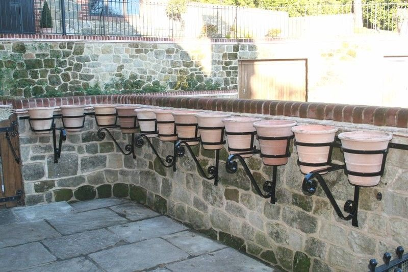Planted pots garden chalk pit forge blacksmith gallery garden planted pots garden chalk pit forge blacksmith gallery garden products workwithnaturefo