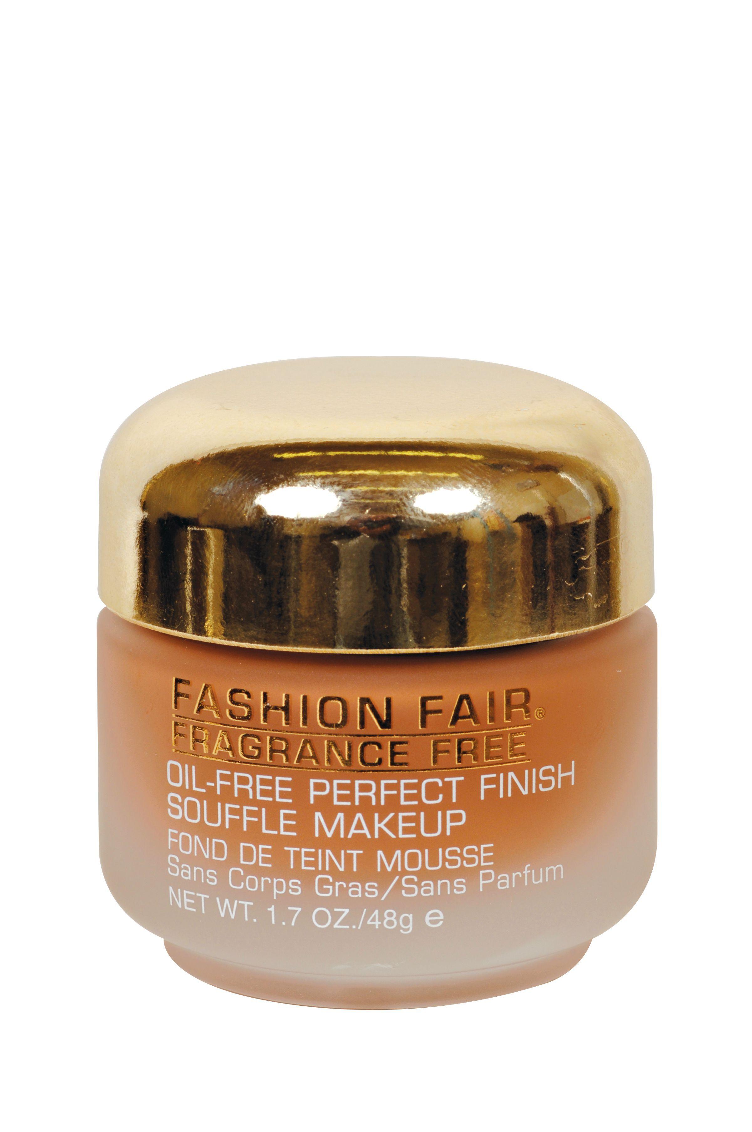 Fashion Fair Make up brown blaze free perfect finish