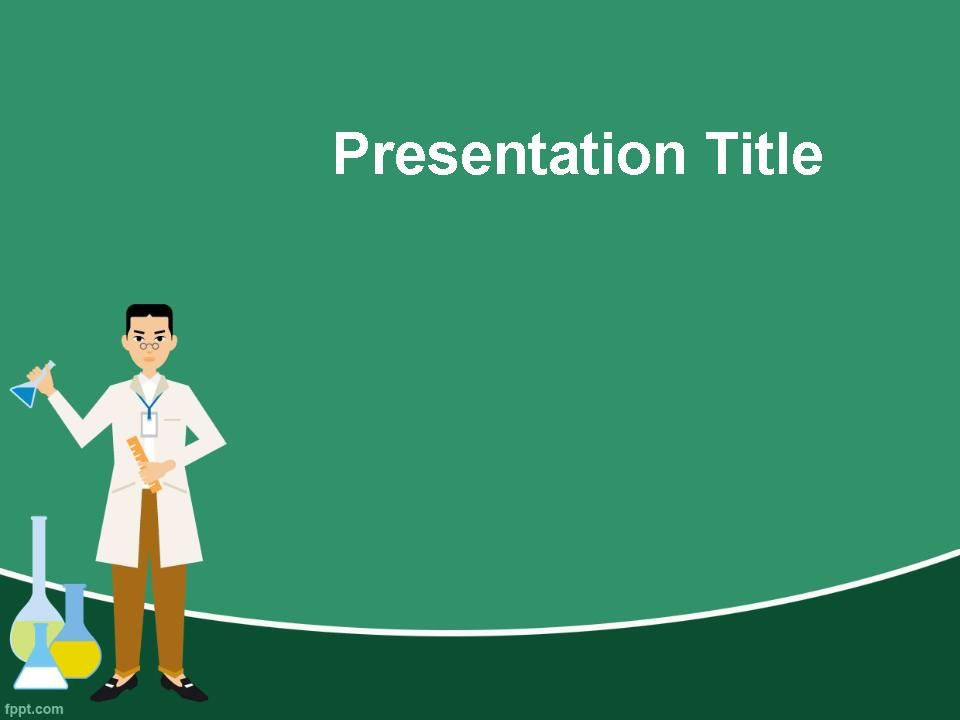 Medical Powerpoint Template 9 Cakepins Things To Wear