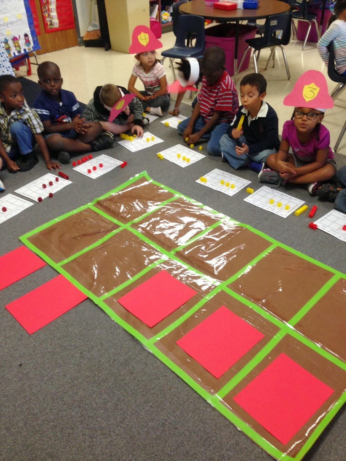 Firefighter Math Activities (With images) Math