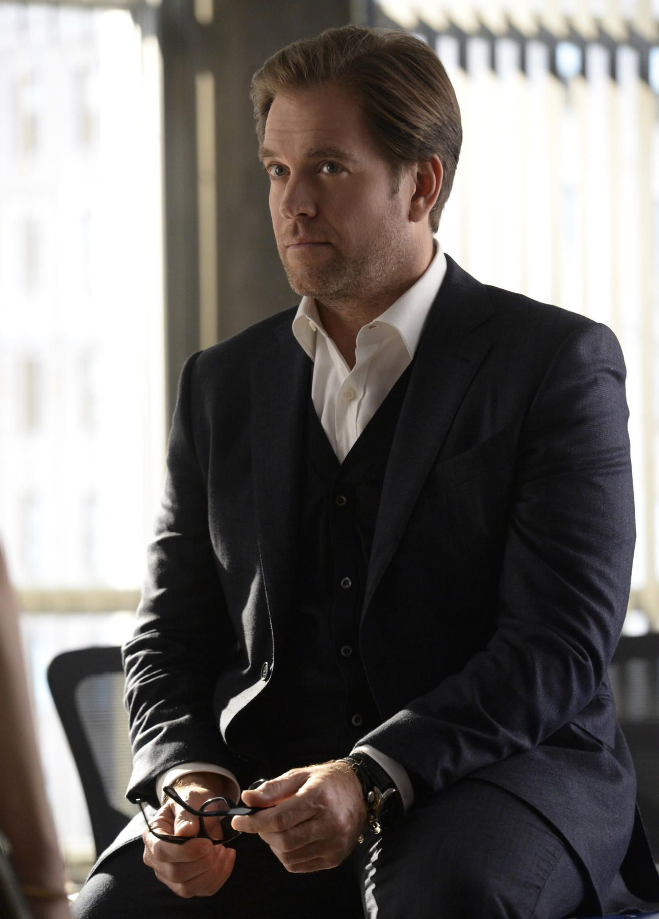 Michael Weatherly Reveals How He Channeled Tony DiNozzo for Bull
