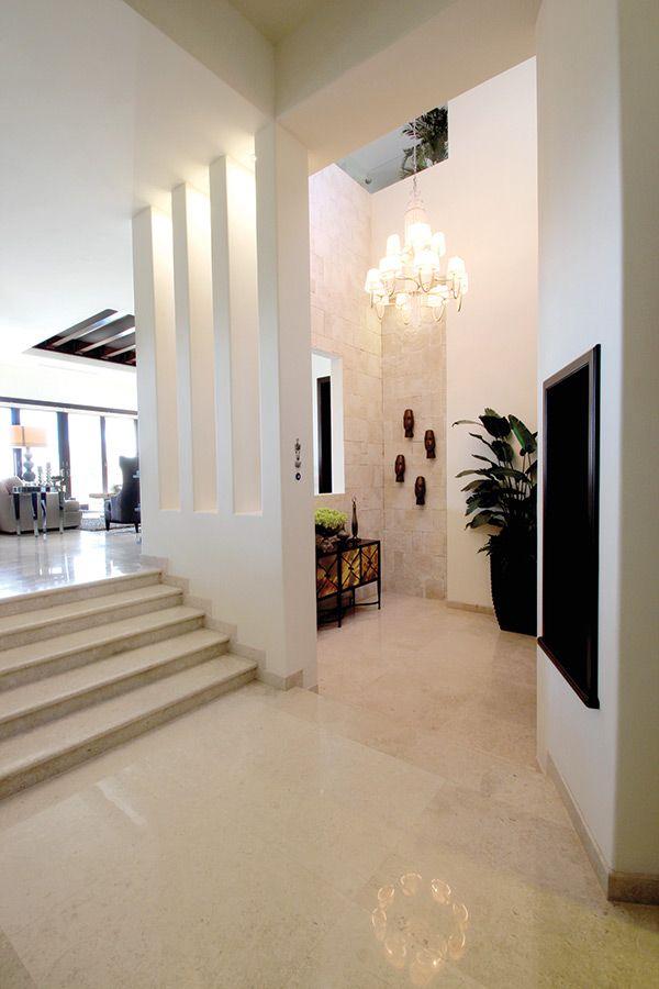 resultado de imagen para recibidor de casa moderna casa