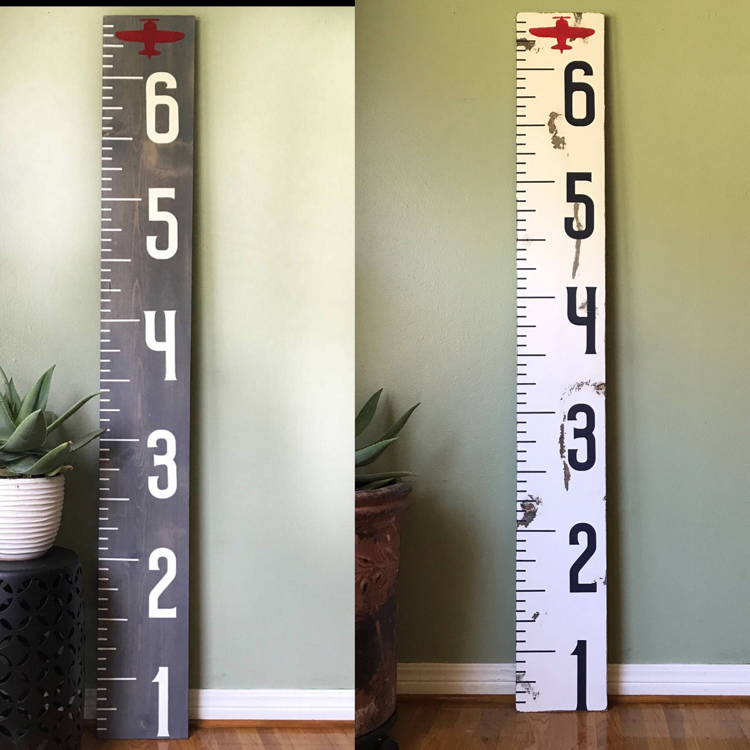 Vintage airplane growth chart ruler travel airplane nursery vintage airplane growth chart ruler travel airplane nursery perfect gift that will last generations geenschuldenfo Choice Image