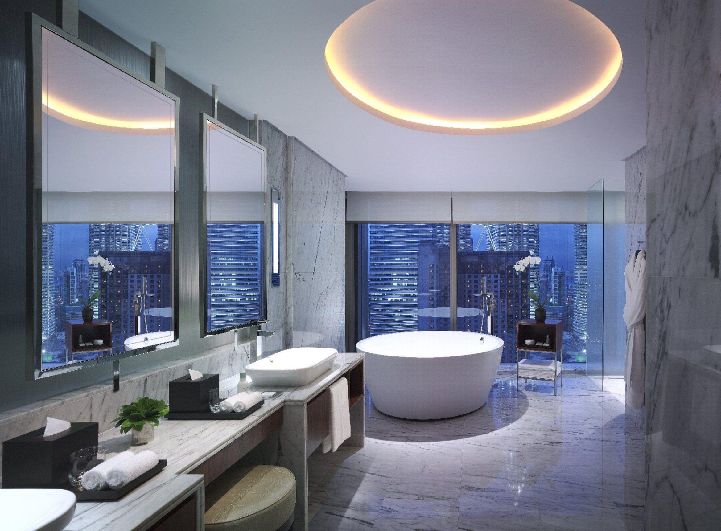 Grand Hyatt Kuala Lumpur | Grand Suite Bathroom #hotel #travel ...
