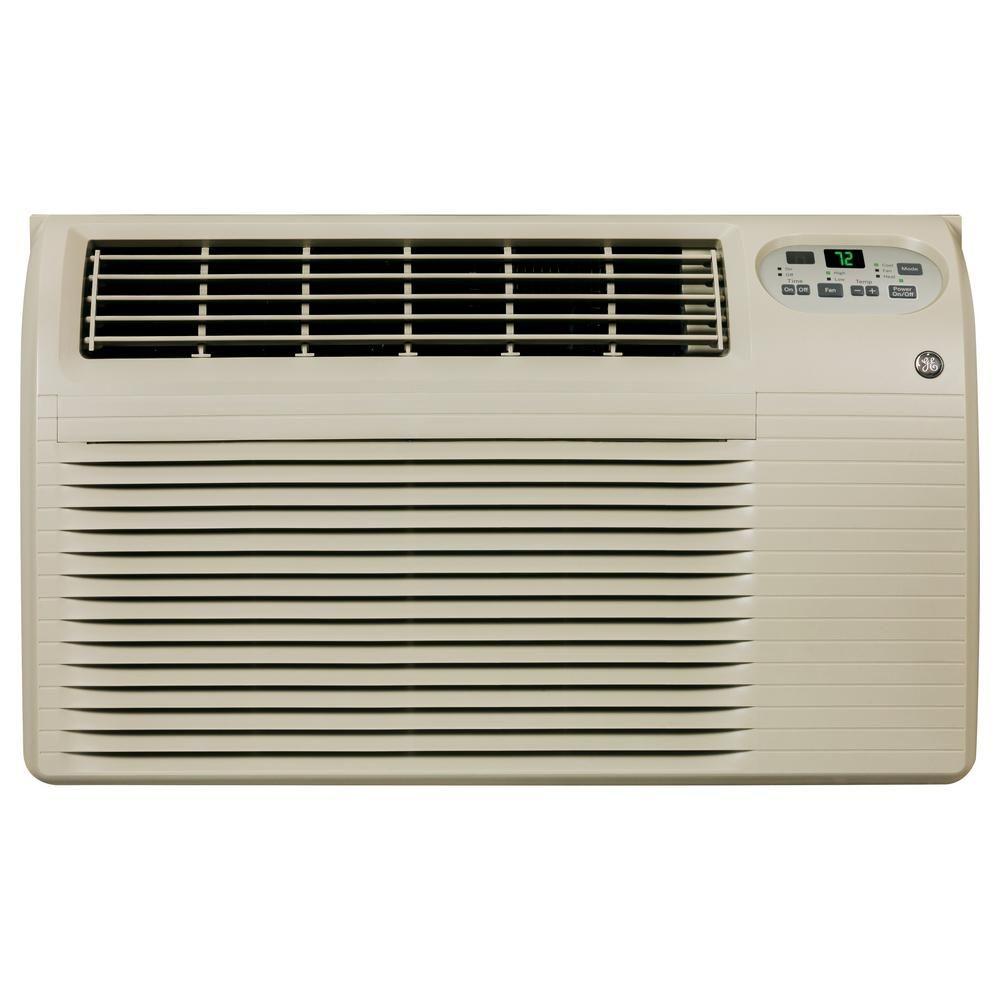 Ge 12 000 11 800 Btu 230 208 Volt Through The Wall Air Conditioner