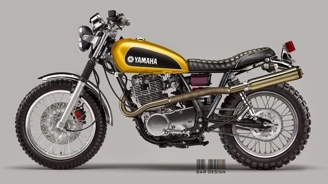 Wonderful Transformer Sa Moto En Scrambler   Recherche Google