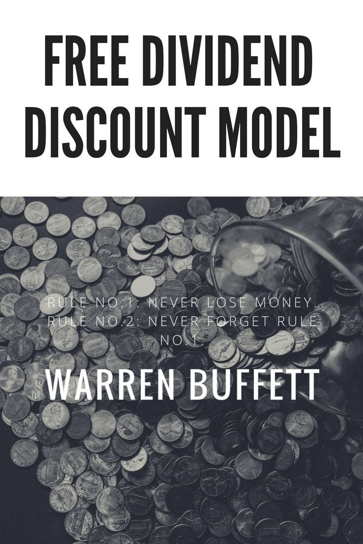 Dividend Growth Model Calculator: Free ExcelValuation Model