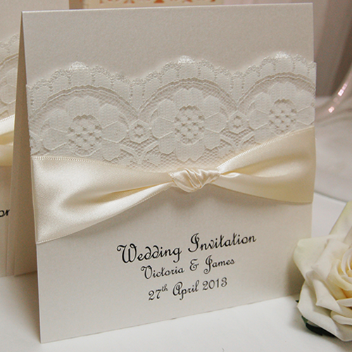 10 images about Wedding invitations – Vintage Wedding Invitations Lace