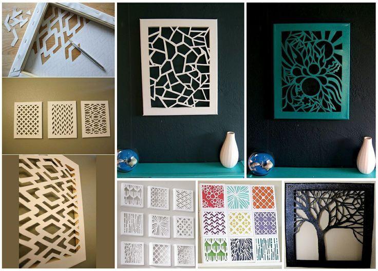 5661b718cedf41fc2457d20ed8616e99g 736529 affordable home awesome creative wall art do yourself solutioingenieria Images