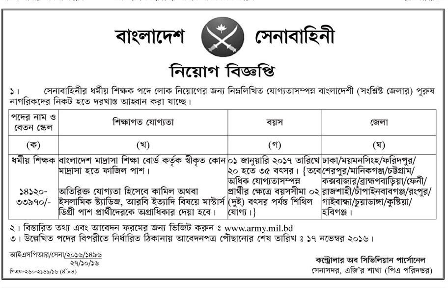 Pin By Bdjobplus On Bangladesh Army Job Circular Army Jobs Job