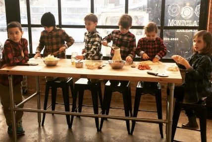 Kids Birthday and Summer Camps (Baking Camp) -  Montclair Bread Company