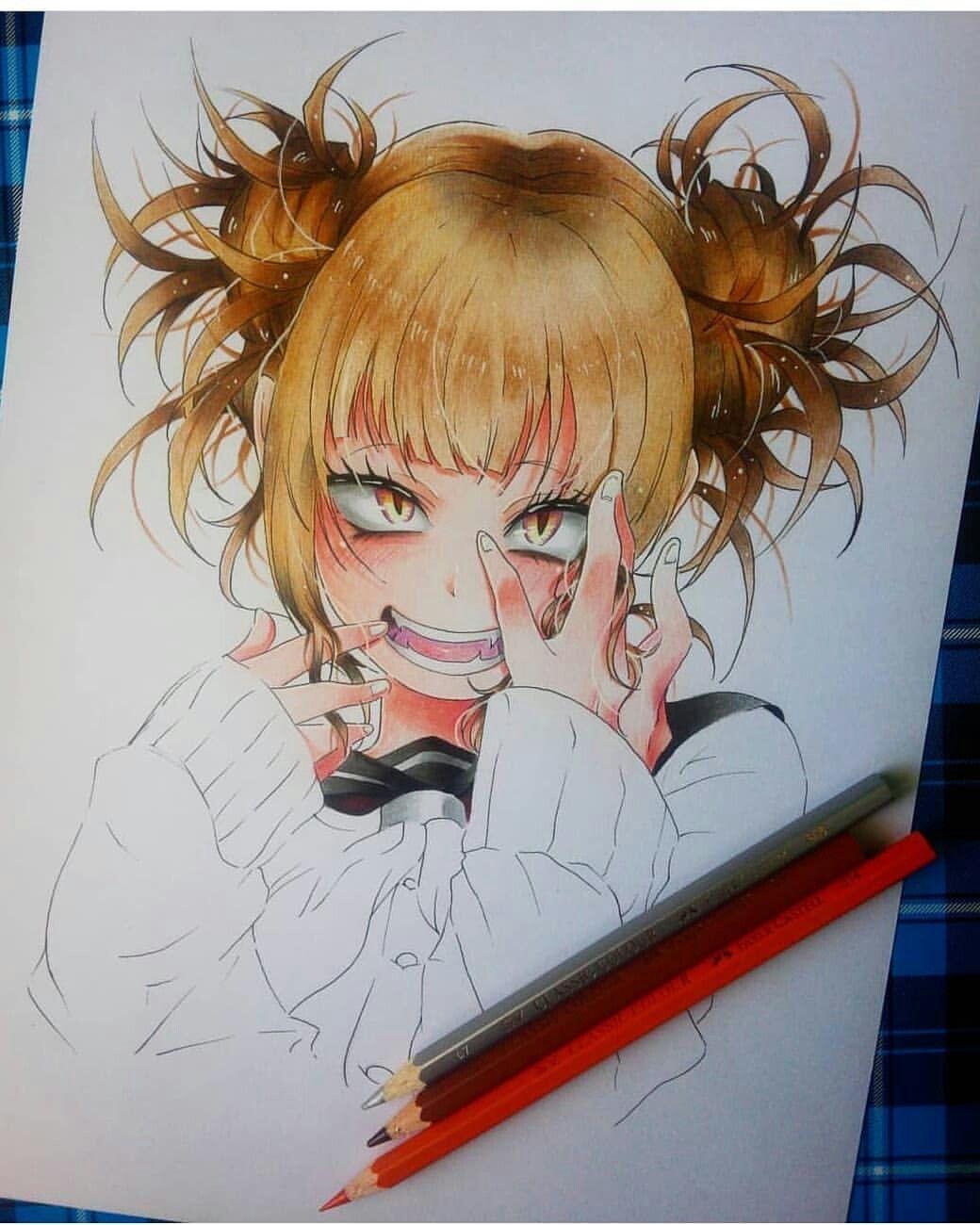 Pin by Bri on Boku no hero   Yandere anime, Anime, Anime