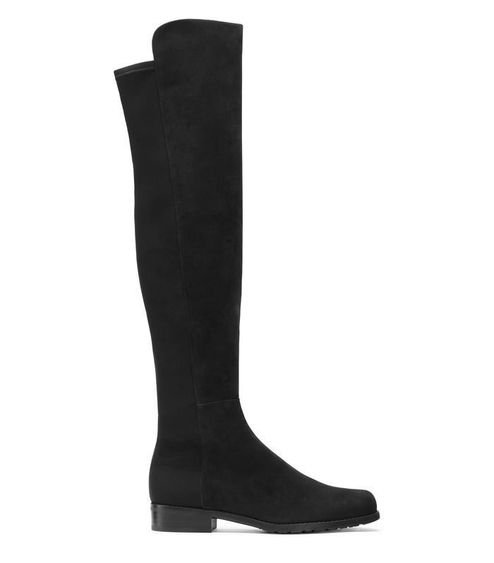 Black Boots | Stuart Weitzman | Overknee stövlar | Miinto.se