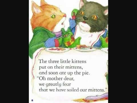 Joanne Kaminski Helps Students Learn How To Read Fluently Little Kittens Kittens Book Activities