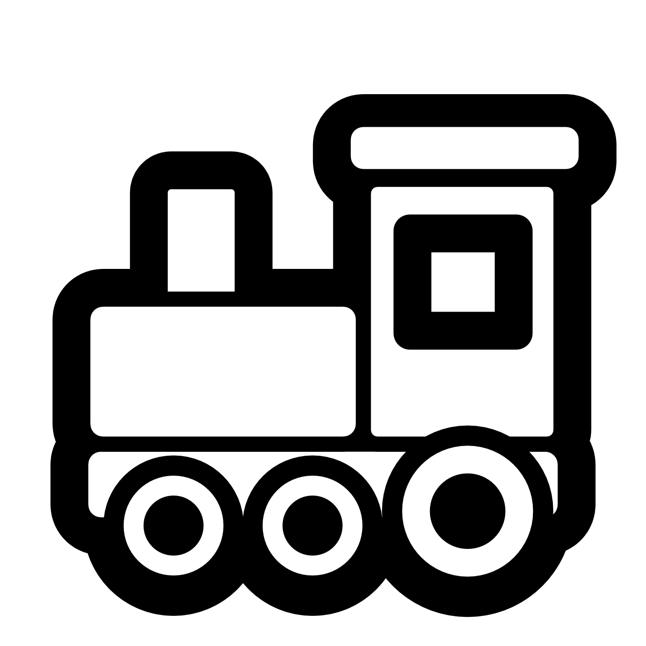 images for train on tracks clipart [ 1331 x 1331 Pixel ]