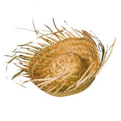 Puerto Rican Straw Hat Luau Party Supplies Party Supplies Theme Party Decorations