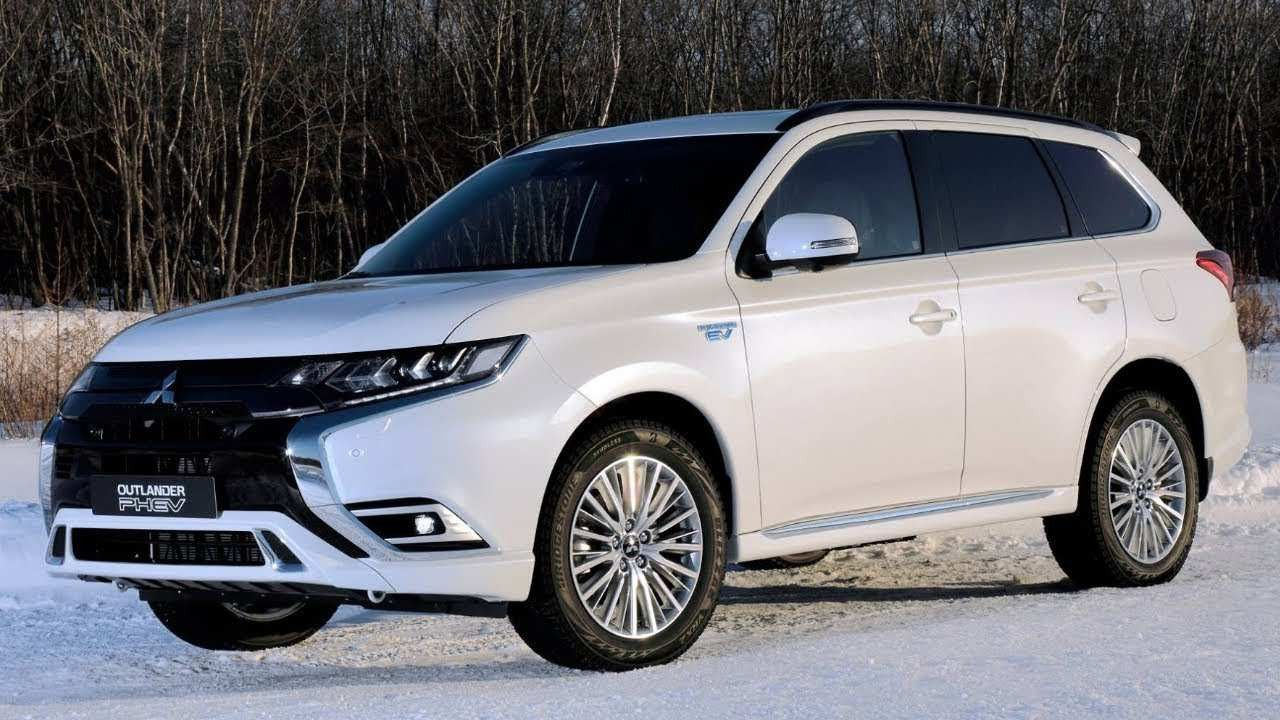 2020 Mitsubishi Outlander Phev Usa New Engine Di 2020