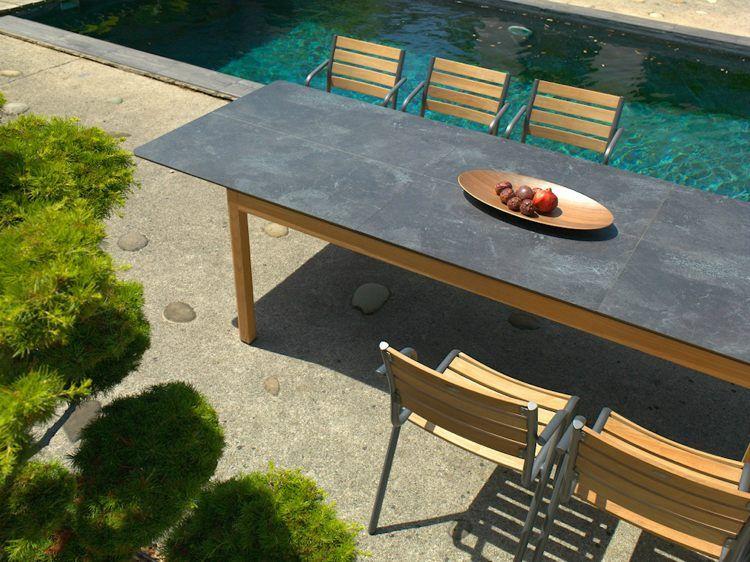 Table jardin design – modèles exceptionnels des marques de renom ...