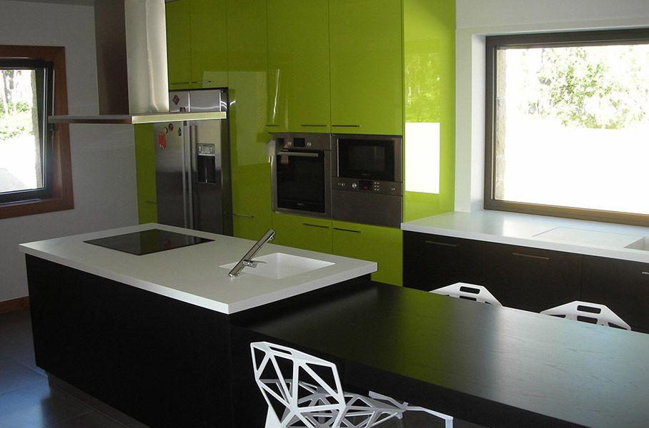 Modne Meble Kuchenne Z Wyspa 2 Home Decor Conference Room Table Furniture
