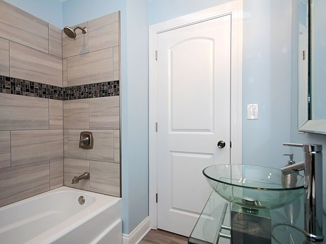 Check Out The Tile And Modern Sink In This Bathroom At 9352 S Racine Ave Chicago Il Washington Heights Realestate Bath