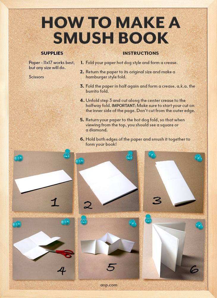 How To Make A Smush Book Aop Homeschooling Making