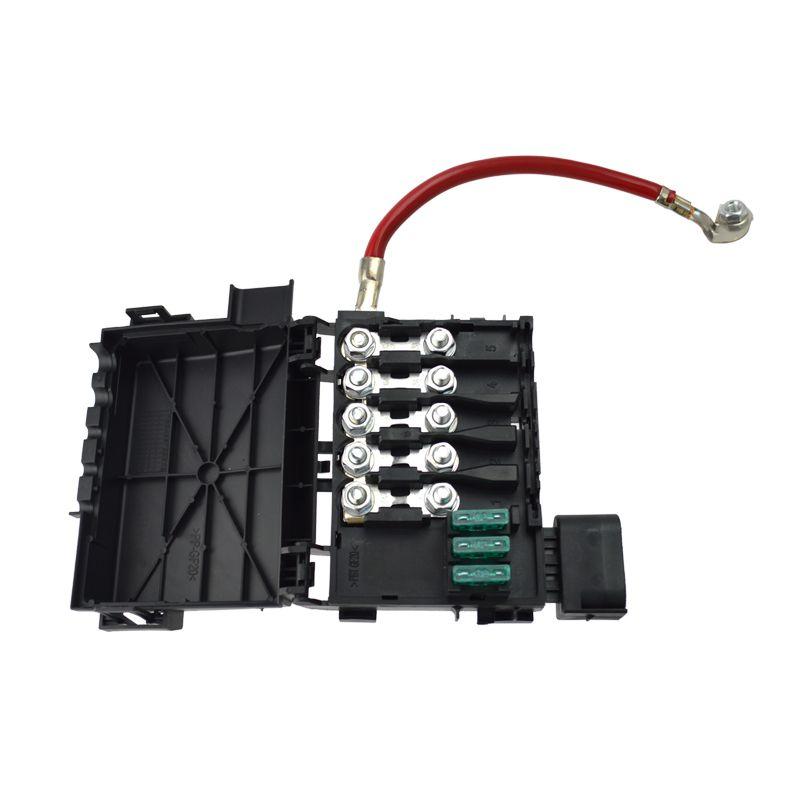 Fuse Box Battery For Vw Jetta Bora Golf Mk4 Beetle Terminal Insurance Tablets 1j0937550a: Vw Mk4 Battery Fuse Box Surround At Gundyle.co