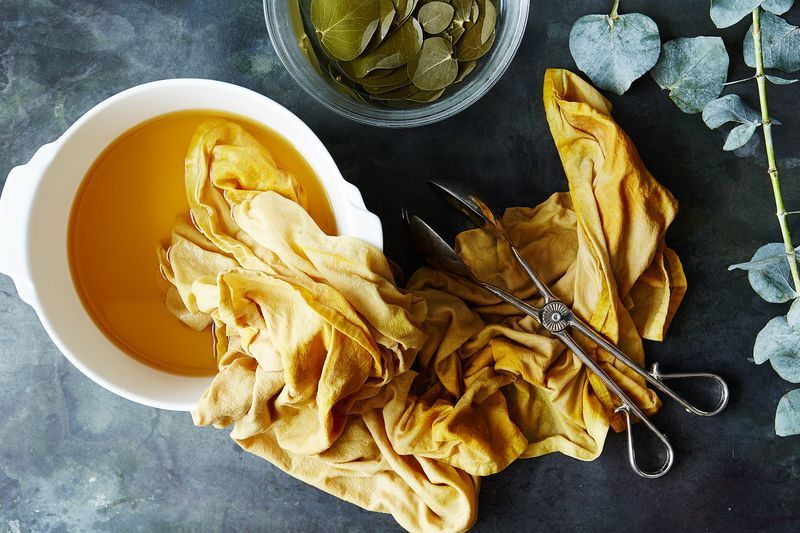 Go all-natural with fabric dye for fabulous, earthy colors | Grist