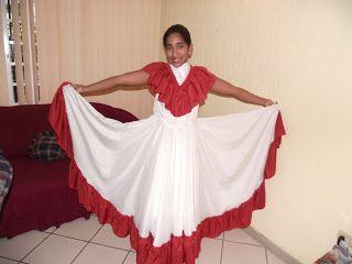 Novedades Paola: Traje de Danza