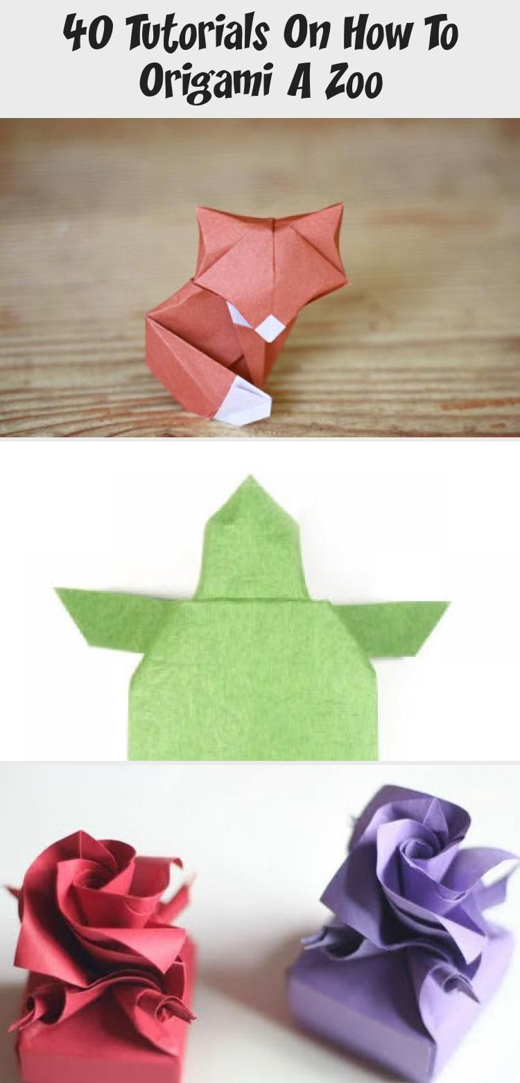 Photo of How to Make an Origami Elephant #origamiVideos #origamiPattern #origamiFlowers #…