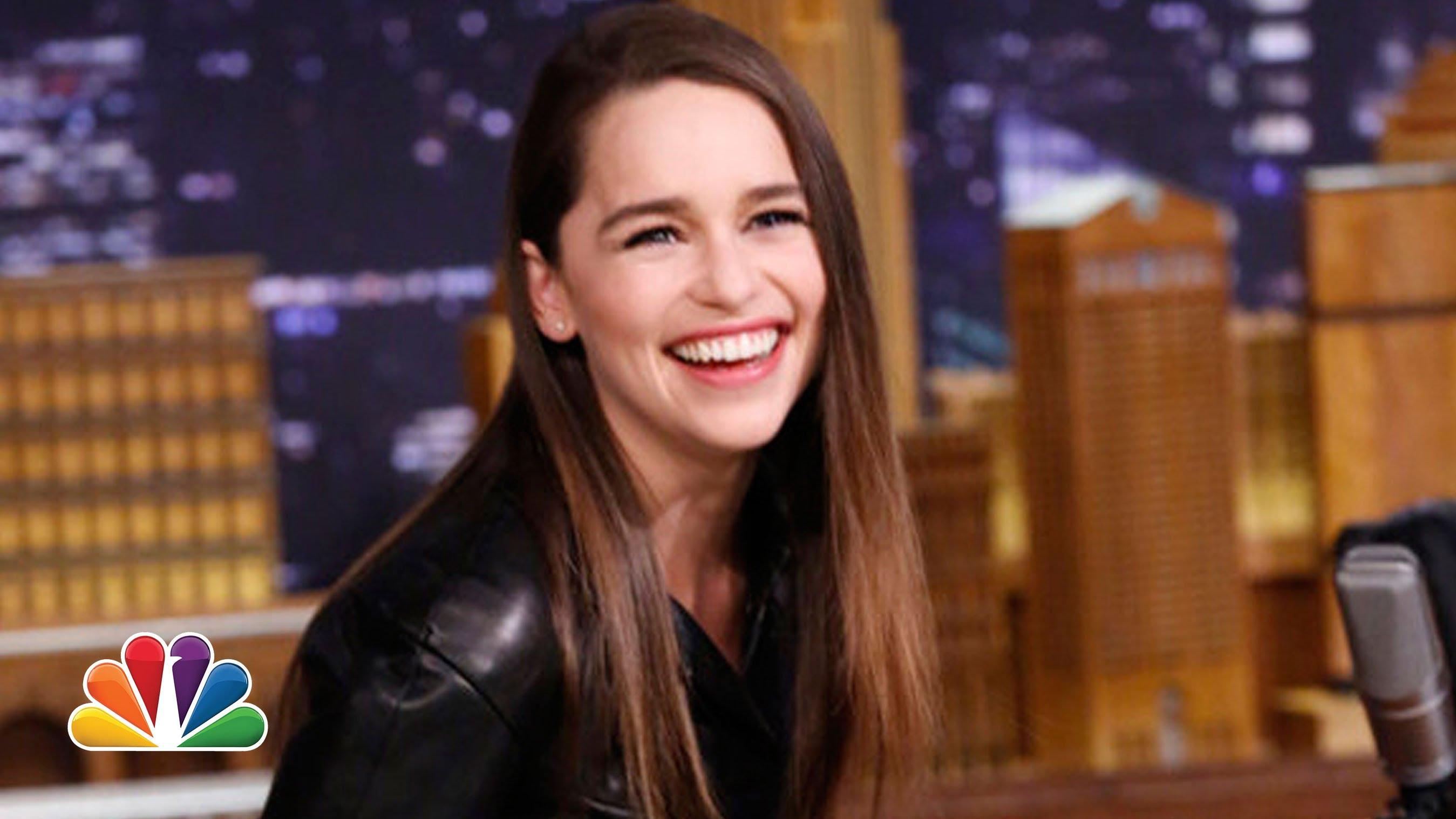 Game of Thrones: Emilia Clarke tells story of meeting Jason Momoa Game of Thrones: Emilia Clarke tells story of meeting Jason Momoa new picture