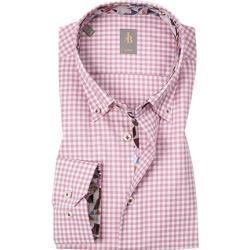 Photo of Jacques Britt Shirt men, cotton, pink Jacques BrittJacques Britt