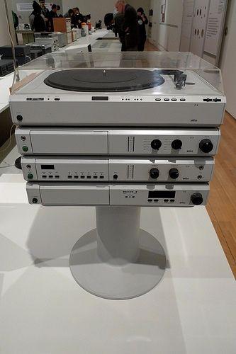 Braun Atelier Hi Fi System Lautsprecherboxen Braun Werden Hifi